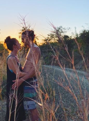 As Adam and I planned our lives together, we envisioned this yoga retreat in Costa Rica