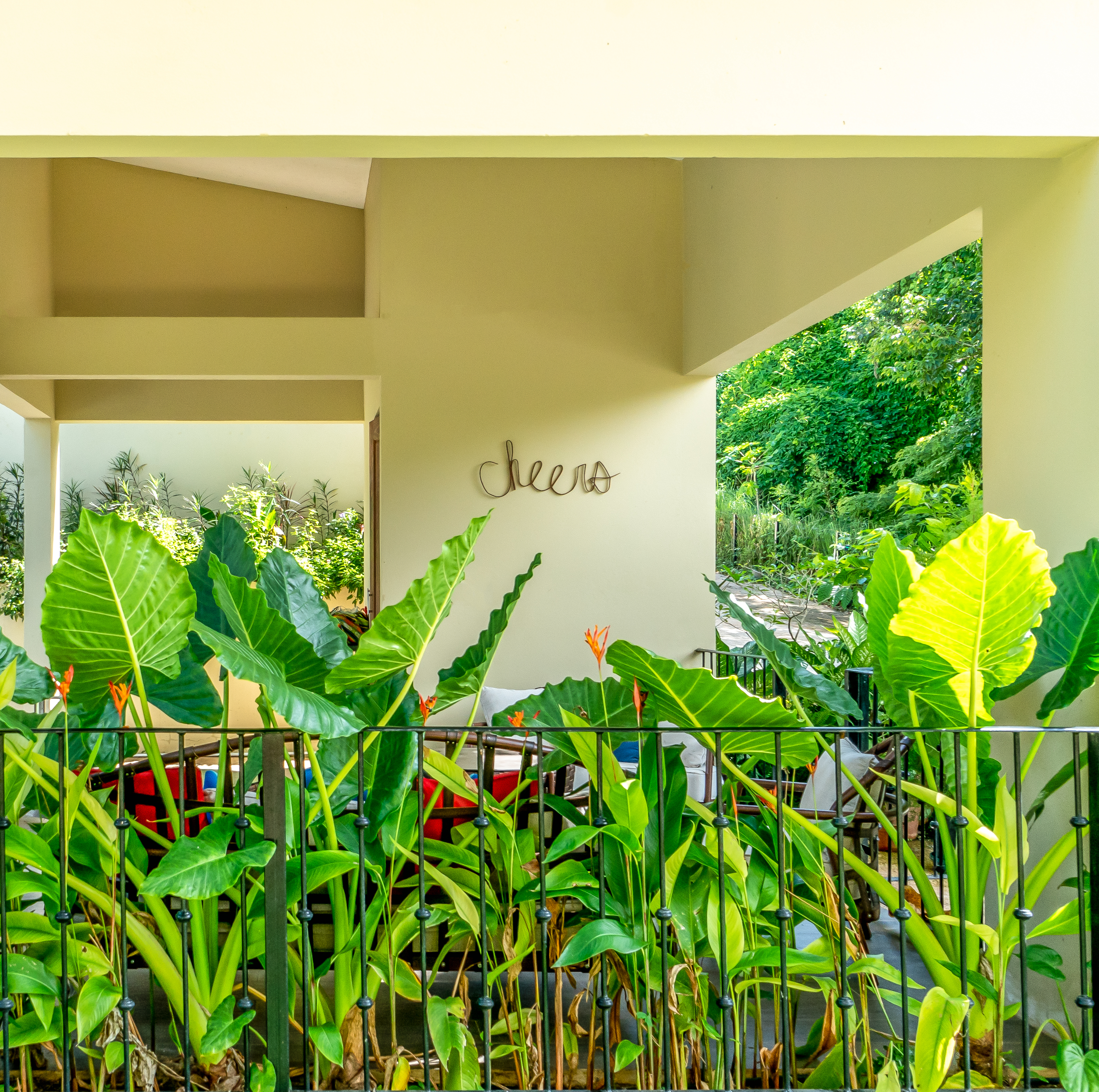 The Lanktuary is a beautiful get away in Costa Rica