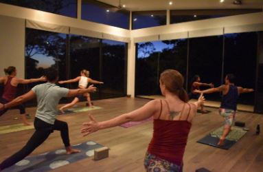 Have the perfect yoga class at The Lanktuary
