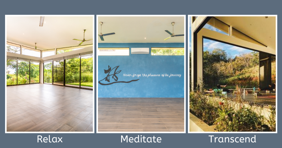 Relax, Meditate, and Transcend at the Lanktuary, a premier spot for Yoga in Costa Rica.